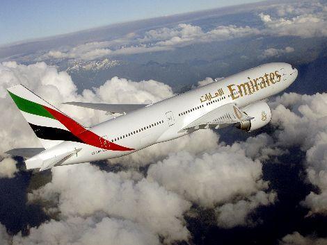 エミレーツ航空で快適な空の旅をお楽しみください!