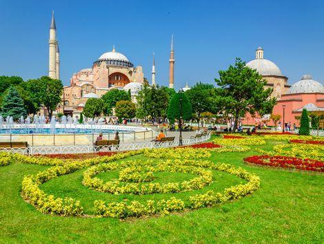 ◇イスタンブール:アヤソフィア