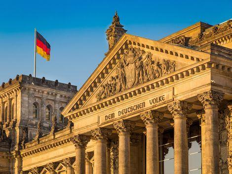 ◇◎ベルリン:ドイツ連邦議会議事堂