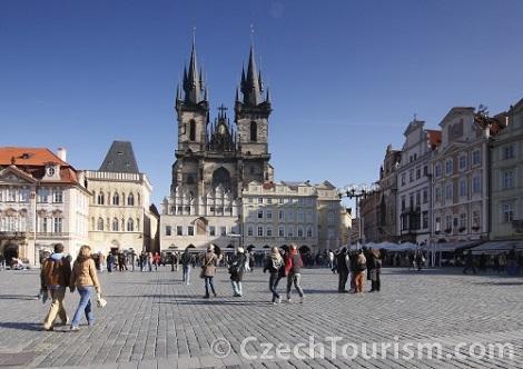 ◇プラハ:旧市街