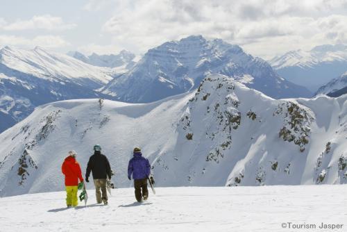 スキー、スノーボードが楽しめる(イメージ)