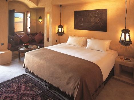 ドバイ:バブ アル シャムス デザート リゾート&スパ 客室一例