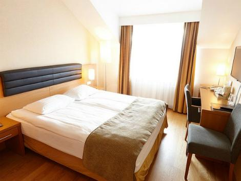 レイキャビック:ホテル レイキャビク セントラム 客室一例
