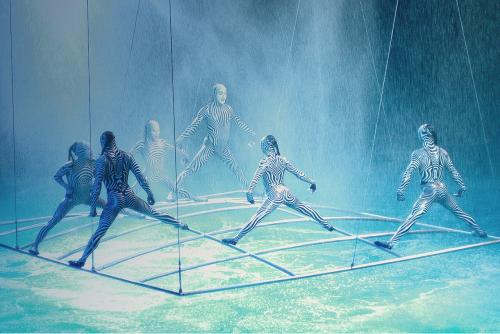 Cirque du Soleil O(イメージ)