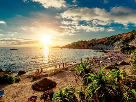 ◇イビサ島:ビーチ
