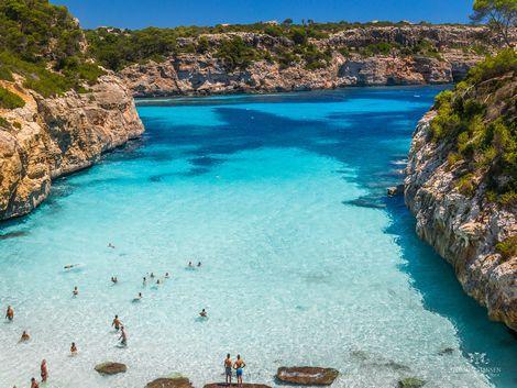 ◇◎マヨルカ島:美しいビーチ