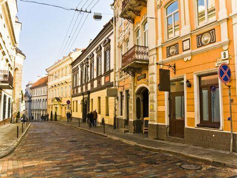 ◇◎ビリニュス:旧市街