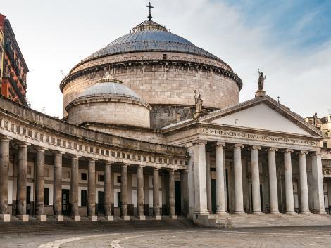 ◇◎ナポリ:サン・フランチェスコ・ディ・パオラ聖堂