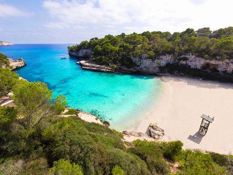 ◇マヨルカ島:美しいビーチ