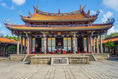 台北:孔子廟