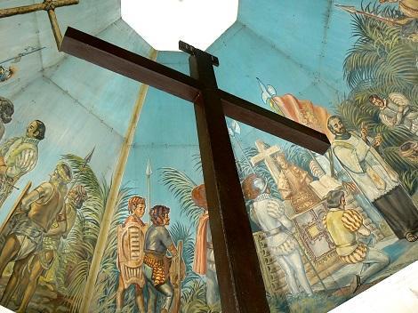 ◇◎セブ:マゼランがキリスト教布教のために立てたマゼランズ・クロス