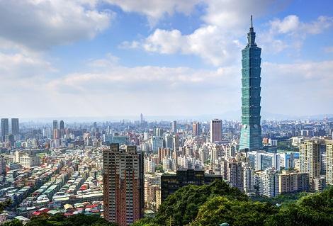 台北:101タワー