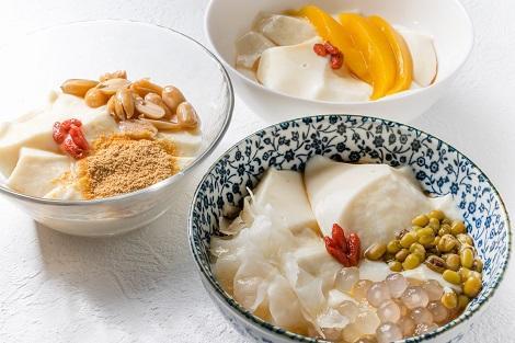 台湾:ヘルシースイーツ 豆花