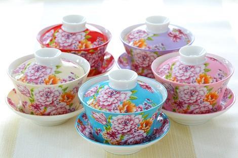 台湾:可愛らしい茶器