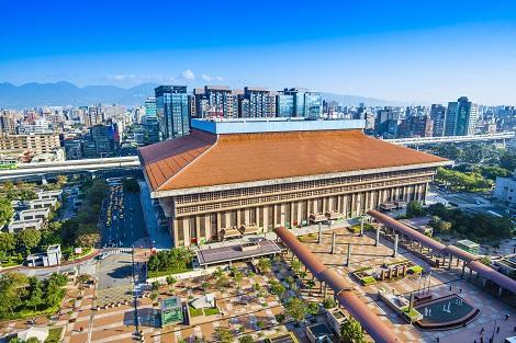 台北:電車に乗らなくても行く価値アリ!台北車站(駅)