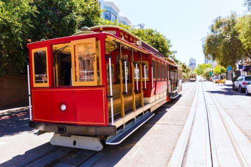 サンフランシスコ:路面電車