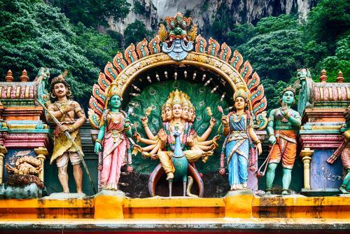 クアラルンプール:バトゥ洞窟