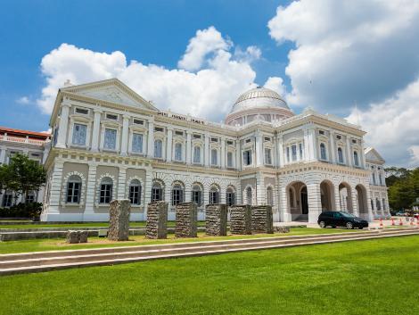 シンガポール:国立博物館