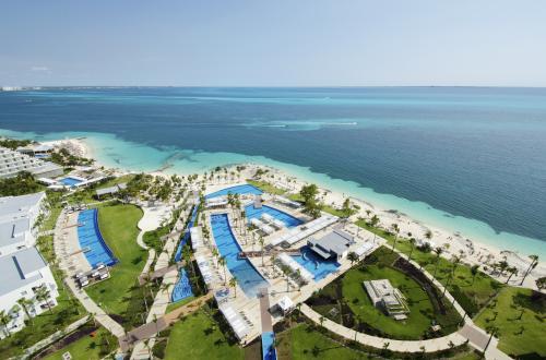 カリブ海の極上リゾート・カンクン