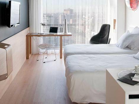 バルセロナ:バルセロ サンツ 客室一例