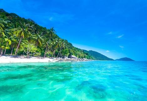 サムイ島 空と海が美しい
