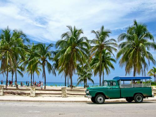 ハバナのビーチ