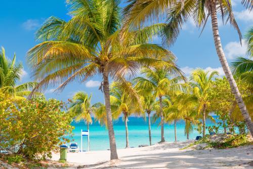 ハバナの綺麗なビーチ
