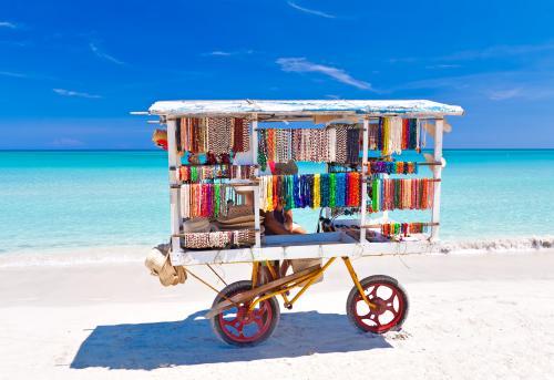 ハバナのリゾートビーチ