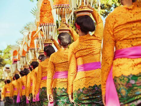 インドネシアの方々