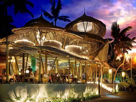 バリ マンディラ ビーチ リゾート&スパ ビーチクラブアズール