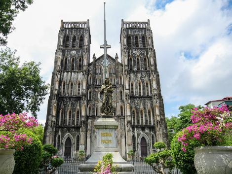 ハノイ:大教会