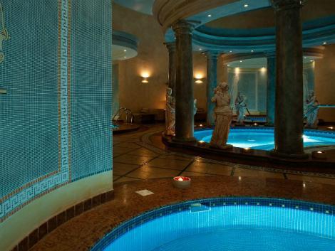 ドバイ:ル ロイヤル メリディアン ビーチ リゾート アンド スパ スパ