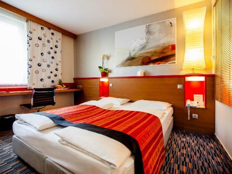 ブダペスト:ロイヤル パーク ブティック ホテル 客室一例