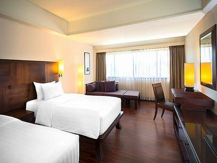 ル メリディアン アンコール ホテル スーペリアルームイメージ