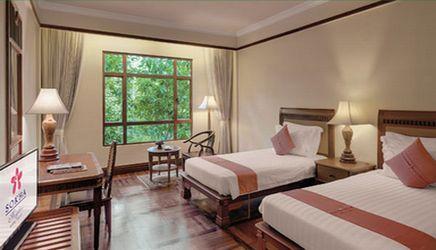 ソカ アンコール リゾート ホテル デラックスルームイメージ