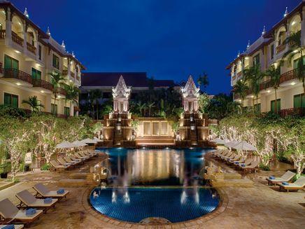 ソカ アンコール リゾート ホテル