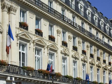 パリ:スクリーブ 外観