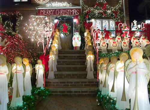 ニューヨーク クリスマス・イルミネーション(イメージ)©あっとニューヨーク