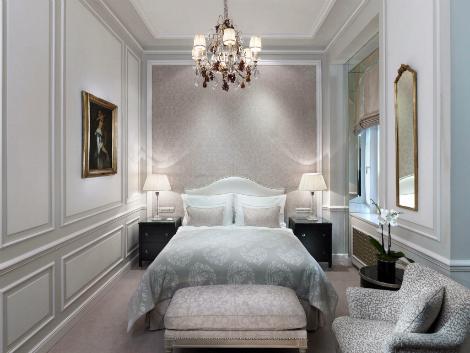 ウィーン:ホテル ザッハー 客室一例