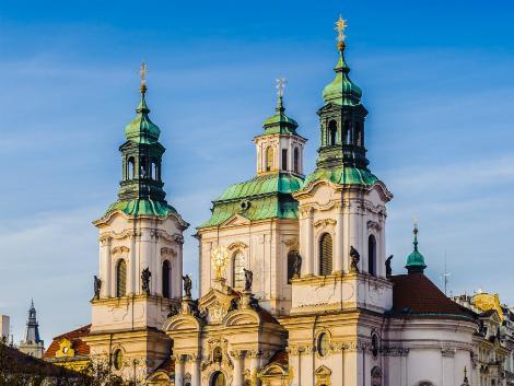 ◇◎プラハ:聖ミクラーシュ教会