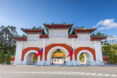 台北:忠烈祀