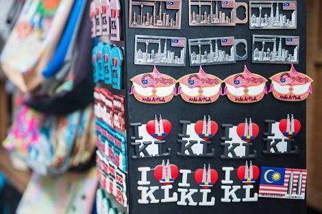 クアラルンプール:お土産も揃うセントラルマーケット