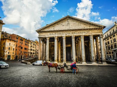 ◇ローマ:パンテオン