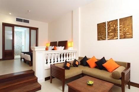 ホイアン:アナンタラ ホイアン リゾート 客室一例