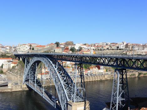 ◇◎ポルト:ドン・ルイス1世橋