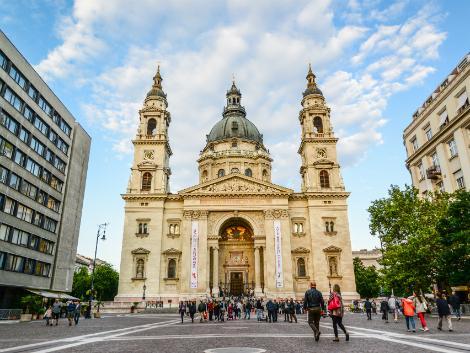 ◇◎ブダペスト:聖イシュトヴァーン大聖堂