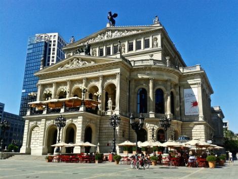 ◇◎フランクフルト:旧オペラ座