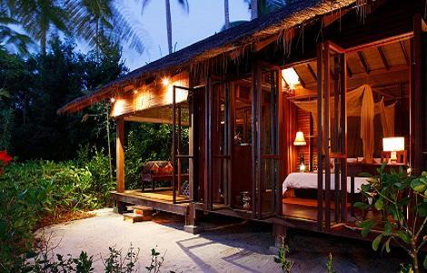 ピピ島:ジボラリゾート 客室一例