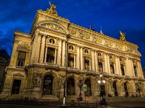 ◇◎パリ:オペラ・ガルニエ