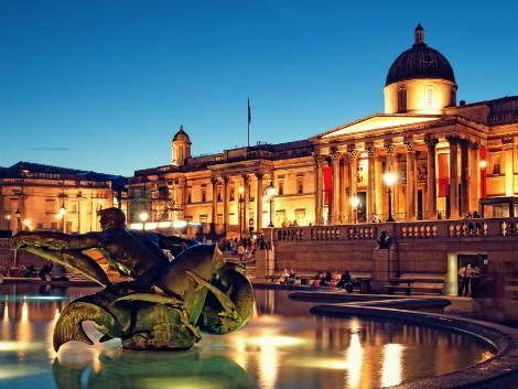 ◇◎ロンドン:ナショナル・ギャラリー